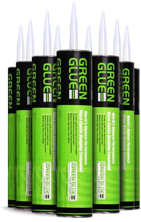 Грин Глу (Green Glue)